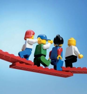 Team Building d'»entreprise» – une meilleure équipe avec les briques LEGO®